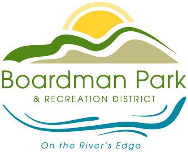 Boardman Park and Recreational District Logo Oregon