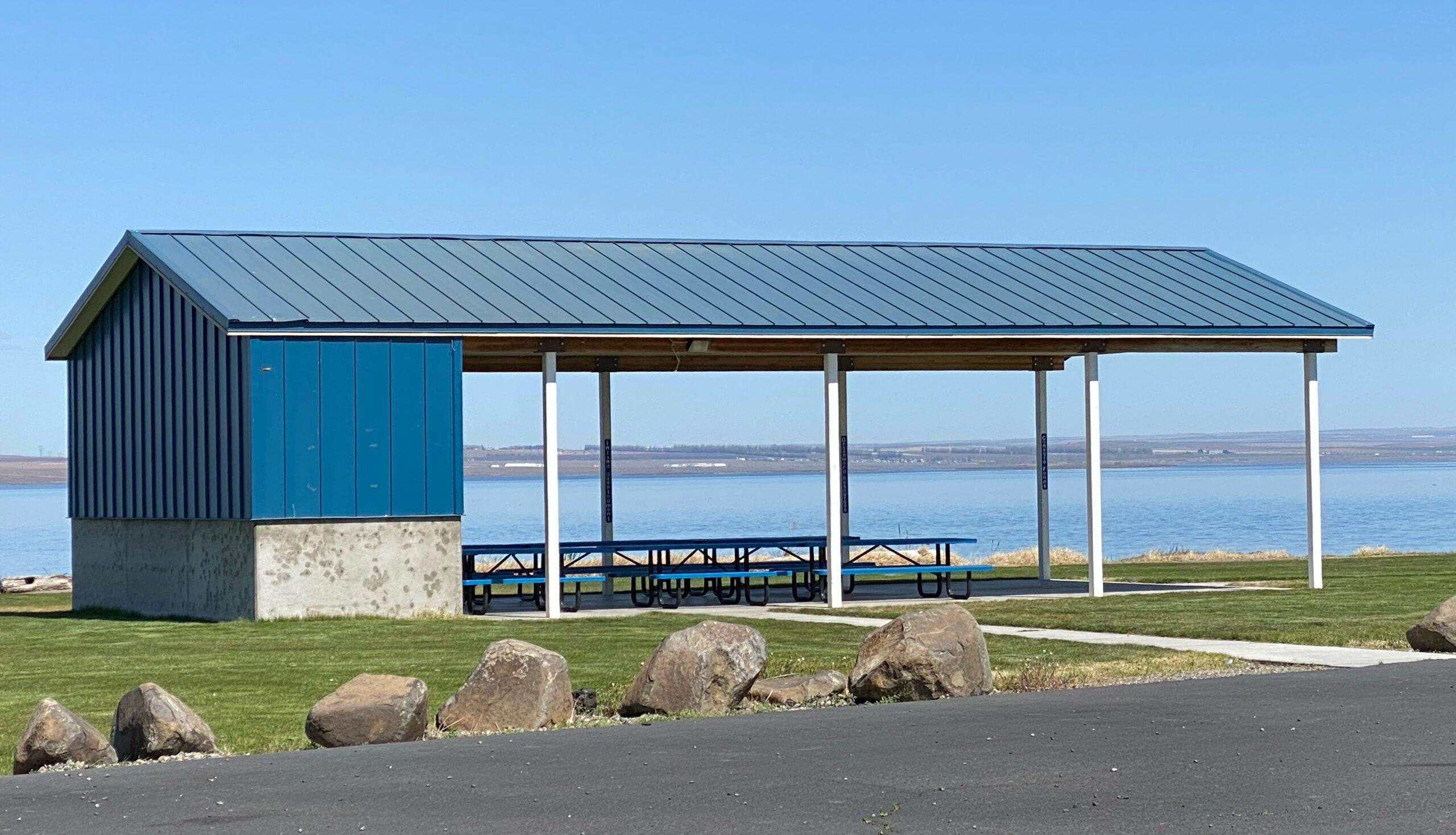 Marker 40 Pavilion